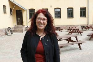 Ninni Berggren Magnusson, chef för Kulturavdelningen på Kultur och Fritid i Gävle.