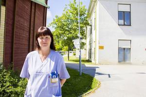 Anna-Karin Eklund, chef för omvårdnadsförvaltningen.