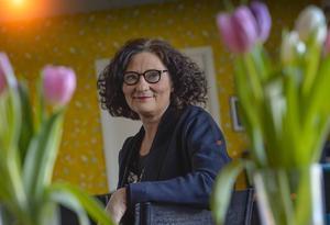 Ebba Witt-Brattström säger att hon inte är rädd för att peka på konflikter.