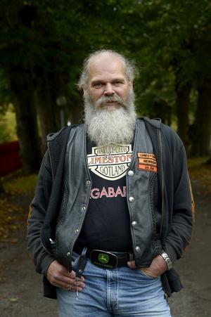 Magnus Bolander.