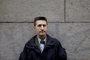 Författaren Lars Gyllenhaal. Foto: Mats Andersson / SCANPIX  / Arkivbild.
