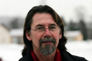 Efter tretton år lämnar Göran Thybäck in kodkortet till kommunhuset i Bergsjö
