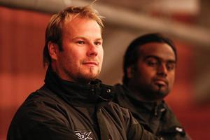 Henrik Gradin, huvudtränare i Modo J20, var missnöjd efter förlust mot Västerås.