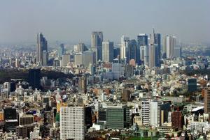 I Tokyo och andra storstäder finns fröna till framtiden, i alla fall enligt Sören Sommelius.
