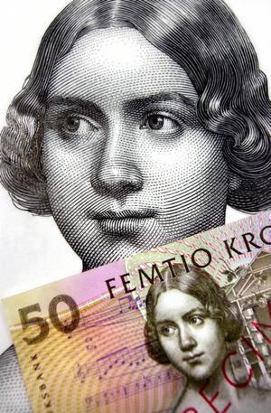 Skandalomsusad. Jenny Lind – ansiktet som också pryder den svenska 50-lappen.
