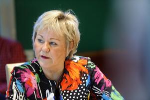Dalarna är möjligheternas län, sa Christina Lugnet
