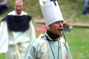 Biskop Petrus beslut var inte alltid lätta att begripa.Foto: Elisabet Rydell-Janson