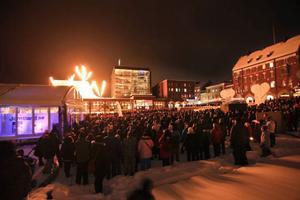 Östersund ordnar ingen Vinterfestival i år, så vi får väl åka till Umeå och glädjas när de öppnar sin