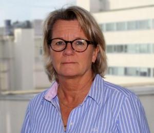 Carina Birking är Larmtjänsts expert på den båtrelaterade brottsligheten.