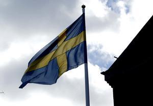 Efterlyses: svensk flagga