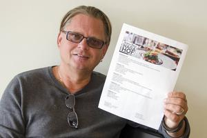 Svensk husmanskost står på menyn.