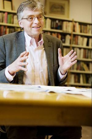 I Trångsviksbolagets framtid finns bland annat satsningar på bostadsbygge, som ett led i att få fler invånare och fler företag till bygden, berättar Per Åsling, ordförande i Trångsviksbolaget.