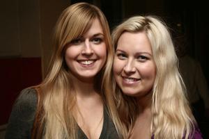 BMB. Lisa och Angelica.