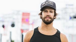 David Marberg är en av deltagarna i Kanal 5:s nya tävlingsprogram Ninja Warrior, där han tar sig an världens svåraste hinderbana.