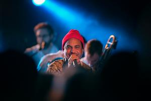Timbuktu sjunger på festen lördag 13 september.