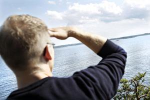 vACKER VY. Öarna Vitgrund och Norrskär är Gråbergets fortsättning ut i havet.