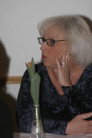 Eva Eriksson Brusell leder valberedningen som ska hitta en ny ordförande lagom till årsmötet våren 2011.