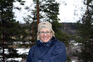 Helen Patton har hus i Frankrike, Tyskland och USA. Och numera också i Resele utanför Sollefteå.