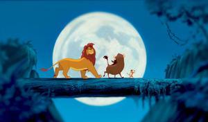 Inte så märkvärdigt. Lejonkungen är Lejonkungen, men sjläva 3D-effekten är inte så märkvärdig.