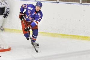 Linus Jansson och Rimbo Hockey bröt förlustsviten.