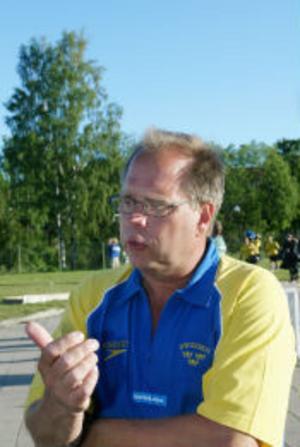 Positiv uttagning av förbundskapten Jansson.
