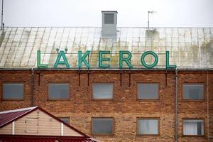 Läkerolfabriken i Gävle
