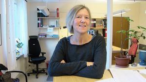 Lena Hellgren var övertygad om att hon skulle möta döden i Klövsjön.