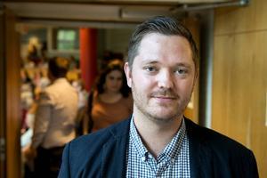 Rickard Läth, 29 år, ordförande Sundsvalls studentkår:   – Det blir inget i år. Jag brukar försöka ge löften, men jag bryter dem snabbt, haha.