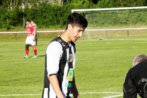 16-årige Emadreza Rezai avgjorde seriefinalen med två drömmål.