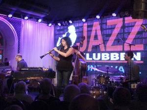 Anat Cohen Quartet.