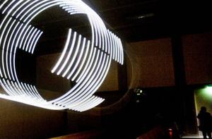 """""""Visp"""" är avancerad teknik och dito konst i skön förening."""