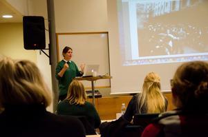 Kvinnliga filmare från Jämtland, Västernorrland och Tröndelag samlades i Åre för en inspirationsträff. Regissören Katja Wik var inbjuden som föreläsare och berättade om sin långfilmsdebut
