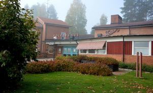 Folkets husföreningen i Ljungaverk har, till skillnad mot föreningen i Ånge, valt att hyra ut till SD.