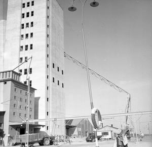 Mellersta silon byggs 1959.