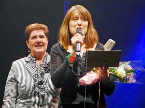 Sofia Sandén vann priset för Årets folkmusik.