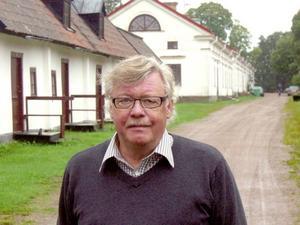 Ulf Berghäll, nybliven ägare till Gysinge Bruk, hotar nu att dra sig ur projektet.