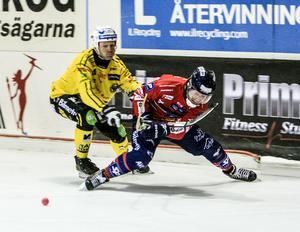 Stefan Larsson och Oscar Jonsson.