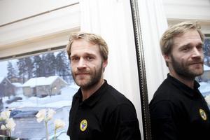 Robert Dammbro har varit Broberg trogen – nu är mittfältaren inne på sin nittonde säsong med a-laget.