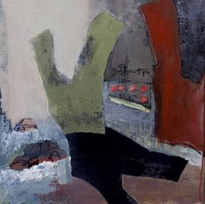 """""""Gunnels väg """". Av Anette Stenström."""