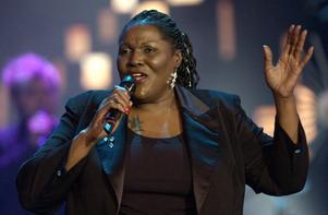 Cyndee Peters kommer till Edsbyn den 6 december för att sjunga med kören Celebrate under årets två julkonserter.