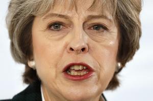 När Theresa May höll tal under tisdagen visade det sig att Storbrittannien kommer att välja att lämna EU helt och utan kompromisser.