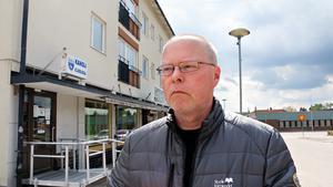 Mats Friberg är ändå nöjd med vården på hälsocentralen – men han önskar att han slapp träffa nya läkare varje gång.