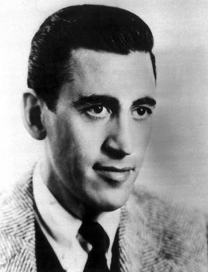JD Salinger, bilden är tagen 1951.