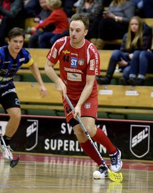 Anton Samuelsson byter tröja till nästa år och lämnar därmed Granlo BK.