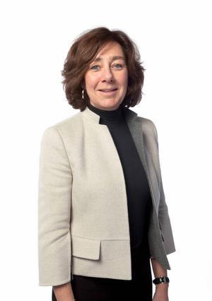 Hanne de Mora har i flera år varit ensam kvinna i Sandviks styrelse.