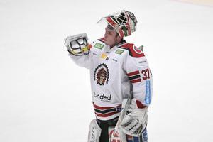 Efter en sejour i USA kom Johan Gustafsson till Frölunda förra säsongen. Nu blir han kvar i två säsonger till.