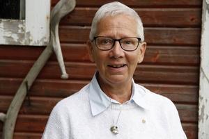 Birgitta Myrgren har jobbat för att den uppskattade luciatablån i Bergsjö kyrka ska återkomma.