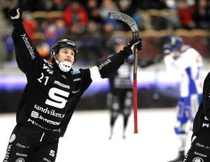Christoffer Edlund är tillbaka i SAIK efter en säsong i ryska ligan.