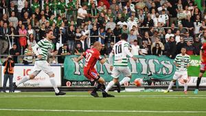 Svenska cupen 2016. Mångårige allsvenske toppmittfältaren Daniel Sjölund spelade mot VSK.