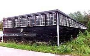 Arkivbild: LEIF JÄDERBERG Tidstypisk. Ekonomibyggnaderna på Skogskyrkogården är bland de mest tidstypiska i landet från 1960-talet. Men trots det vill kyrkan riva Bernt Nybergs skapelser från 1964.